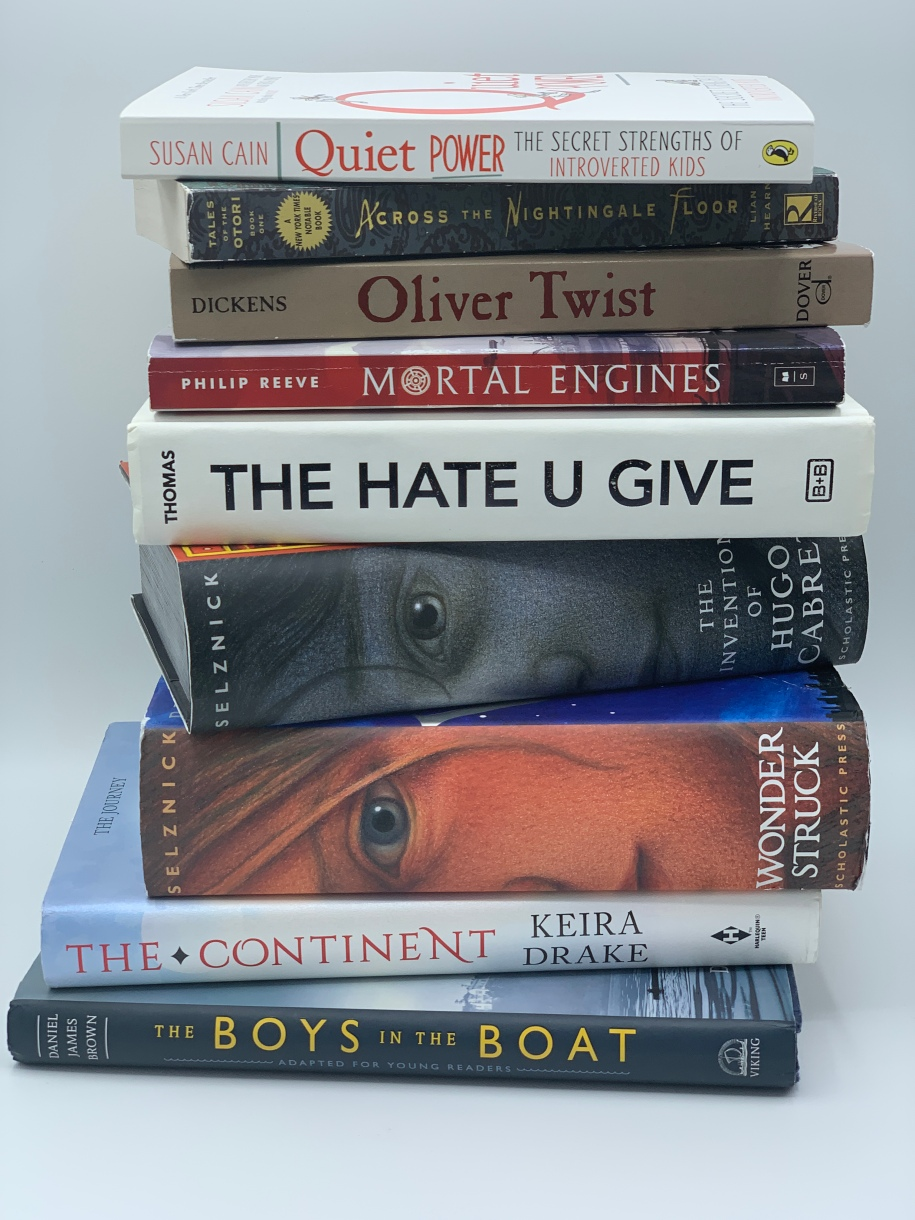 Top 10 Books for Teenagers